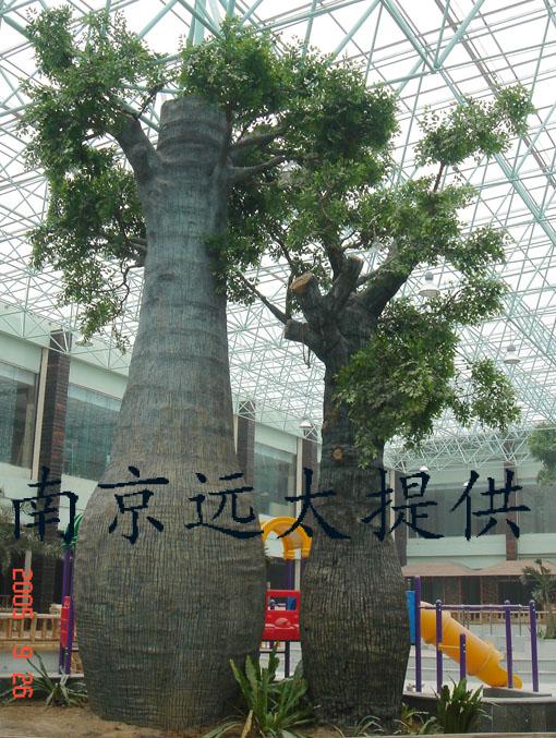 在日常生活中,大家能看到很多的仿真树,如大型商场里的保鲜热带仿真树,主题公园里的水泥仿真树等。目前市面上存在的仿真树主要分为水泥仿真树,保鲜仿真树和玻璃钢仿真树这几种。由于塑造工艺的提高,水泥仿真树可以仿造自然接种的多个树种,但是由于造价的原因,市场上水泥仿真树的品种主要有水泥榕树和水泥花树两大类,下面就为大家介绍几种水泥塑造的不常见的仿真树。